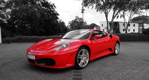 Junggesellenabschied Ferrari fahren