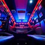 Partybus von Innen