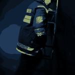 Steven Stripper Berlin Feuerwehrmann