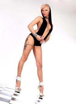 Stripperin aus Ibbenbueren