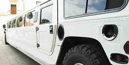 Hummer Limousine Berlin
