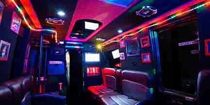 Partybus zum JGA