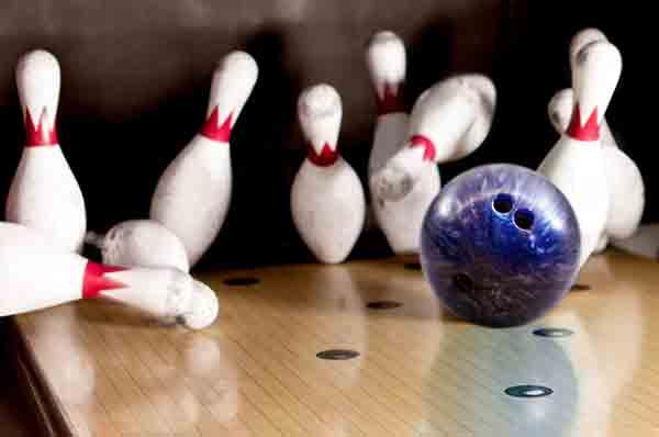 Junggesellenabschied Bowling