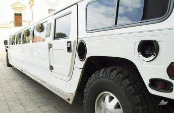 Hummer Limousine für Düsseldorf