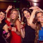 Junggesellinnenabschied Clubbing