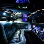 Ausstattung der Limousine