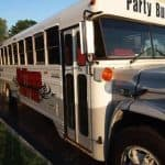 Partybus für 30 Personen