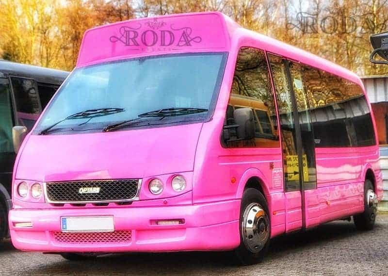 Partybus Düsseldorf