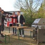 Grillevent in Düsseldorf